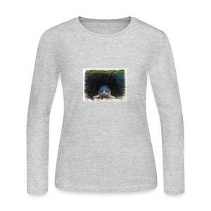 ANIMATED PICTURE - Women's Long Sleeve Jersey T-Shirt