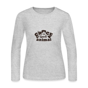 Jim Croce is My Spirit Animal - Women's Long Sleeve Jersey T-Shirt