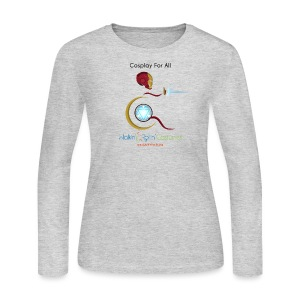 Cosplay For All: IronMan - Women's Long Sleeve Jersey T-Shirt