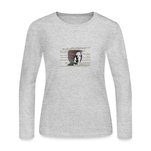 AD 1 - Women's Long Sleeve Jersey T-Shirt