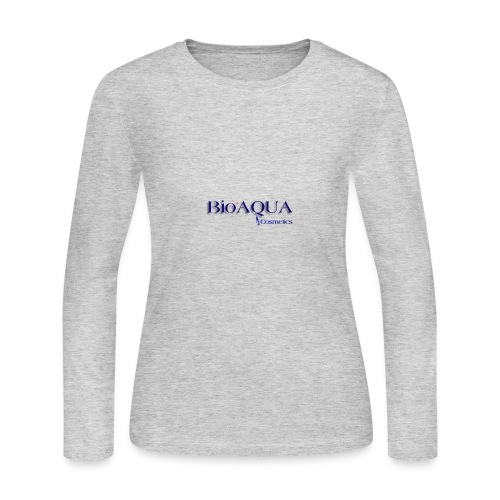 Bioaqua cosmetics - Women's Long Sleeve Jersey T-Shirt