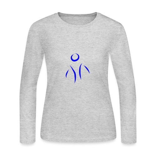 Little Survivors Support Logo - Women's Long Sleeve Jersey T-Shirt