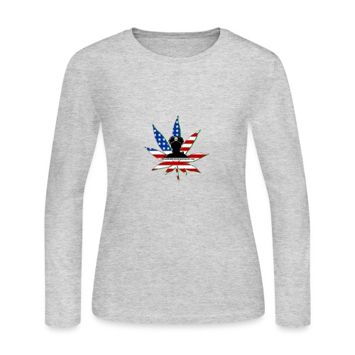 Logo_1-2 - Women's Long Sleeve Jersey T-Shirt