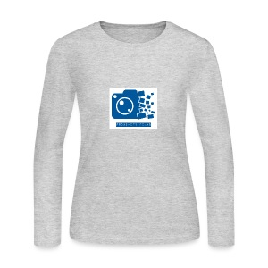 Proximity Films official logo - Women's Long Sleeve Jersey T-Shirt