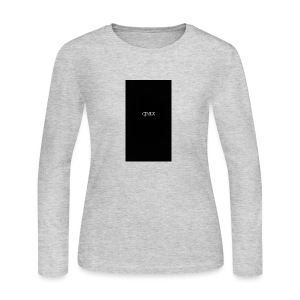 CJMIX case - Women's Long Sleeve Jersey T-Shirt