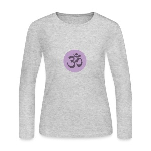 om - Women's Long Sleeve Jersey T-Shirt
