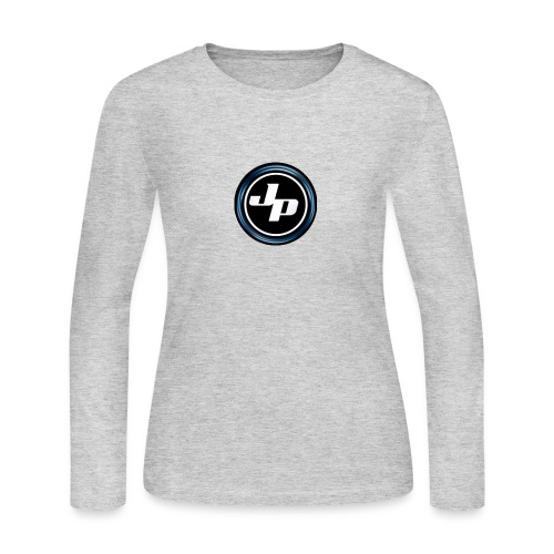 JP - Women's Long Sleeve Jersey T-Shirt