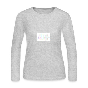iphone maddie case - Women's Long Sleeve Jersey T-Shirt
