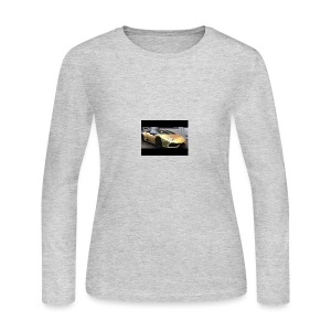 Ima_Gold_Digger - Women's Long Sleeve Jersey T-Shirt