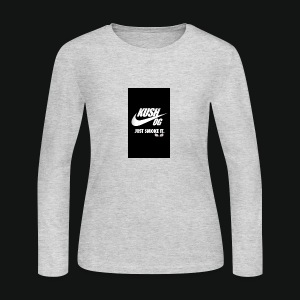 Screenshot_2017-01-07-20-09-58 - Women's Long Sleeve Jersey T-Shirt