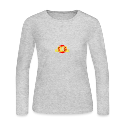 AR Logo - Women's Long Sleeve Jersey T-Shirt