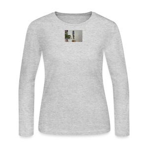 Mask - Women's Long Sleeve Jersey T-Shirt