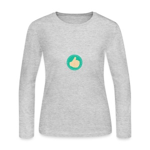 Thumb Up - Women's Long Sleeve Jersey T-Shirt