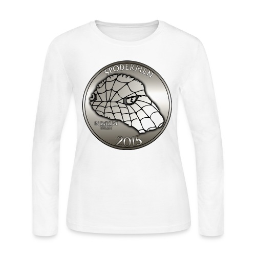 2015 Edition SWEG Coin - Women's Long Sleeve Jersey T-Shirt