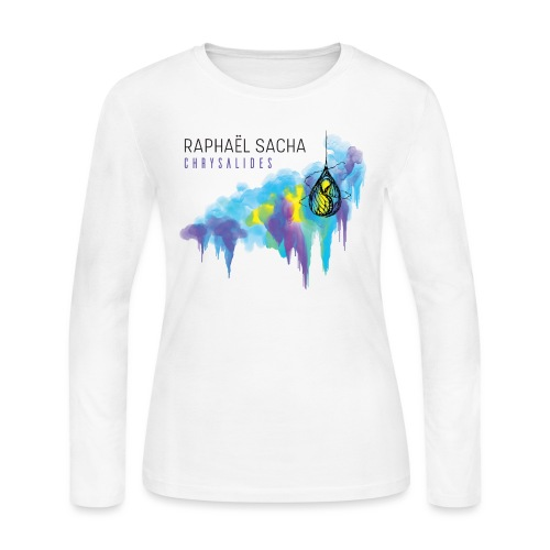Chrysalides - Raphaël Sacha - Women's Long Sleeve Jersey T-Shirt