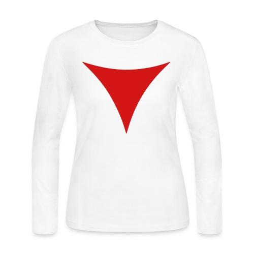 SWTOR Dark Side Points 1-Color - Women's Long Sleeve T-Shirt