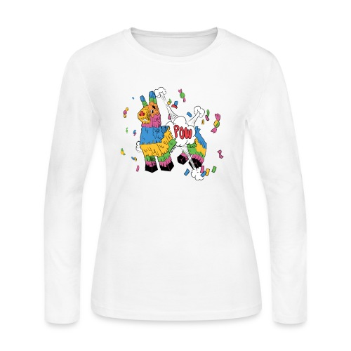 Piniata - Women's Long Sleeve Jersey T-Shirt