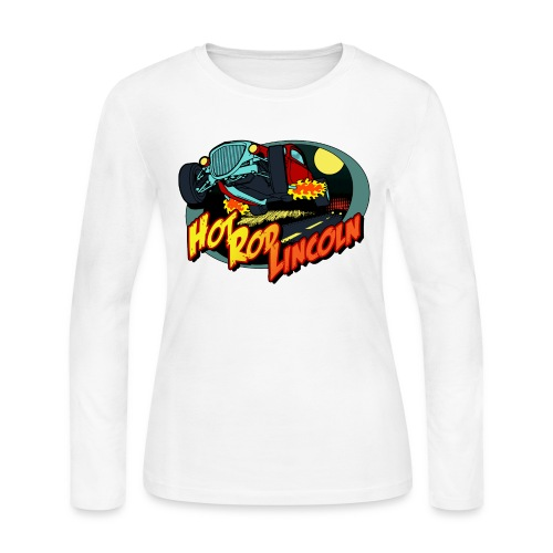 Hot Rod Lincoln - Women's Long Sleeve Jersey T-Shirt