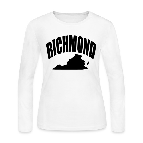 RICHMOND - Women's Long Sleeve Jersey T-Shirt