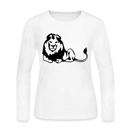 lions - Women's Long Sleeve Jersey T-Shirt