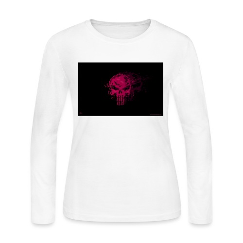 hkar.punisher - Women's Long Sleeve Jersey T-Shirt