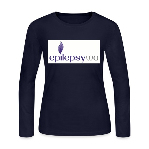 Epilepsy WA - Women's Long Sleeve Jersey T-Shirt