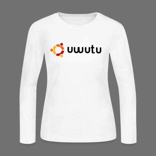UWUTU - Women's Long Sleeve Jersey T-Shirt