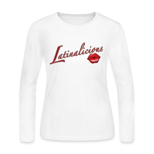 Latinalicious by RollinLow - Women's Long Sleeve Jersey T-Shirt