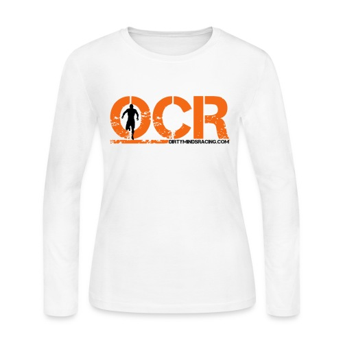 OCR - Obstacle Course Racing - Women's Long Sleeve Jersey T-Shirt