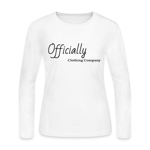 Officially CL - Women's Long Sleeve Jersey T-Shirt