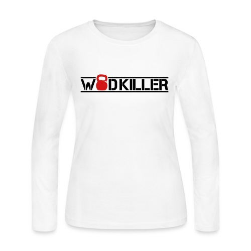 WOD - Women's Long Sleeve Jersey T-Shirt