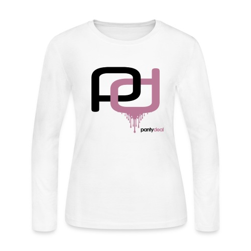 Logo Shirt - Women's Long Sleeve Jersey T-Shirt