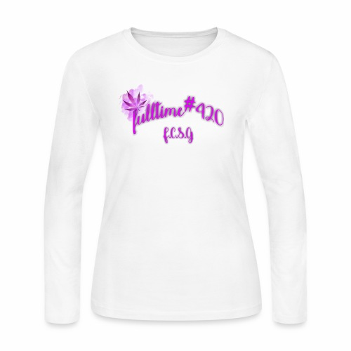 fulltime420 - Women's Long Sleeve Jersey T-Shirt
