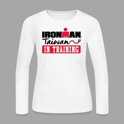 im taiwan it - Women's Long Sleeve Jersey T-Shirt