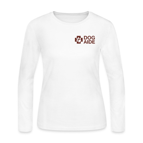DA LOGO - Women's Long Sleeve Jersey T-Shirt
