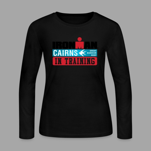 im cairns it - Women's Long Sleeve Jersey T-Shirt
