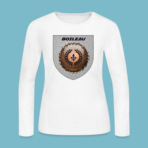 BOILEAU 1 - Women's Long Sleeve Jersey T-Shirt