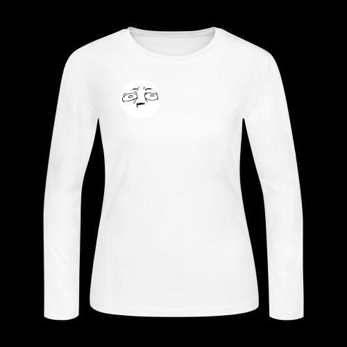 Transcendence - Women's Long Sleeve Jersey T-Shirt