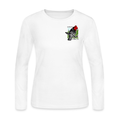 GangGang Logo Transparent png - Women's Long Sleeve Jersey T-Shirt