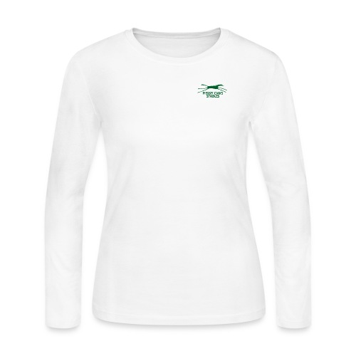 Diamonds in the Rough PNG - Women's Long Sleeve Jersey T-Shirt