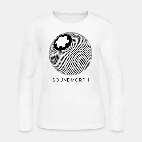 SoundMorph DotMatrix Tee - Women's Long Sleeve Jersey T-Shirt