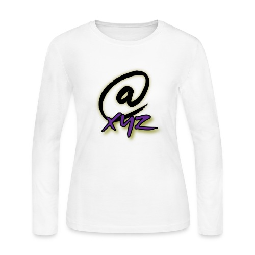 Anotherxyz 2.0 - Women's Long Sleeve Jersey T-Shirt