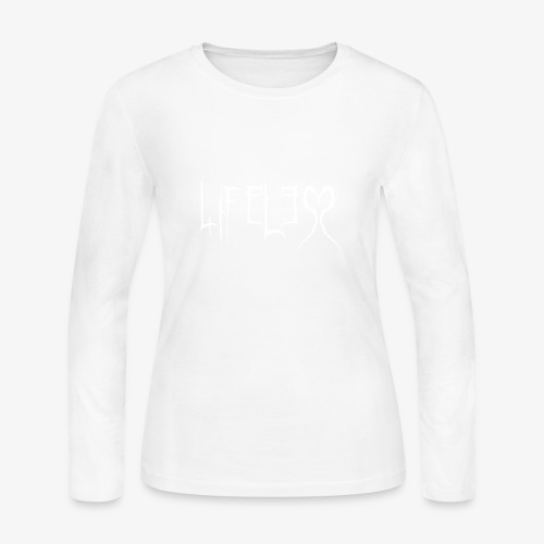 lifeless inv - Women's Long Sleeve Jersey T-Shirt