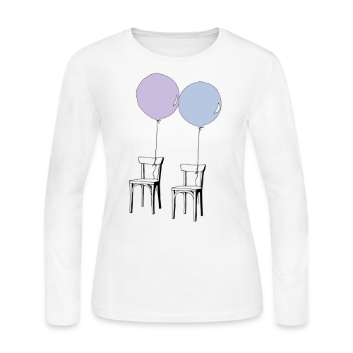Party Day - Women's Long Sleeve Jersey T-Shirt