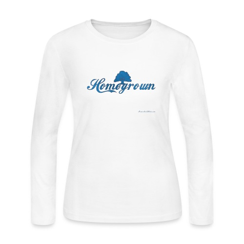 Homegrown Homeschool - Women's Long Sleeve Jersey T-Shirt