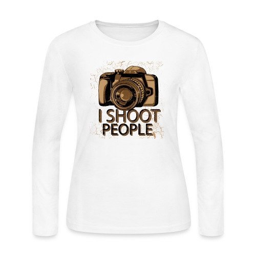 Photographer - Women's Long Sleeve Jersey T-Shirt