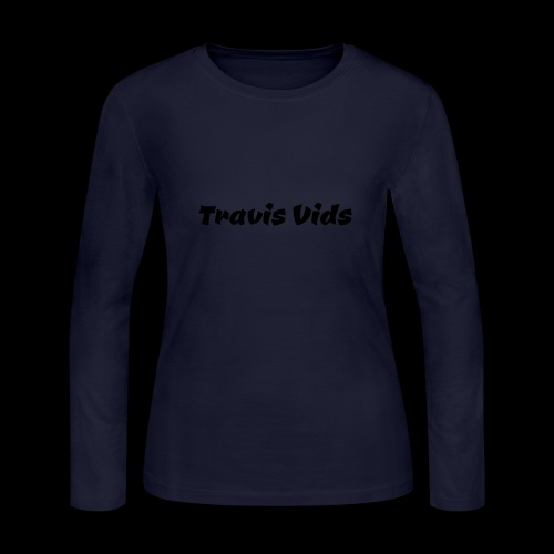 White shirt - Women's Long Sleeve Jersey T-Shirt