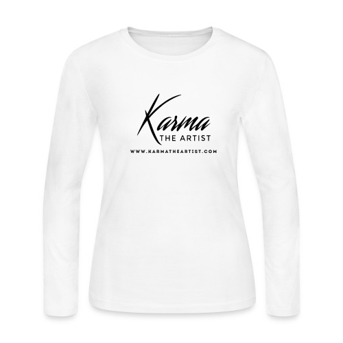 Karma - Women's Long Sleeve Jersey T-Shirt