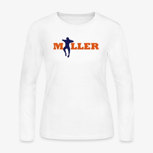vonmiller dance2 - Women's Long Sleeve Jersey T-Shirt
