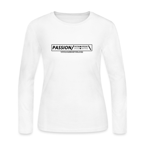 Spread the word! - Thank you for letting us know! - Women's Long Sleeve Jersey T-Shirt